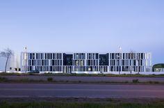 Academia de Arte (ESMA) / LCR Architectes