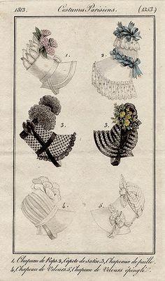Image result for regency double brimmed bonnet