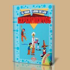 Material educativo para maestros: El gran libro de los experimentos divertidos (pdf)