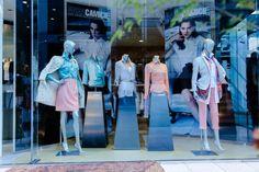 #naracamicie Visual Merchandising #Tokyo #Retail #VMD