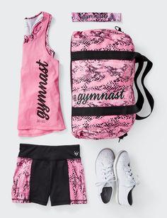 Girls 2fer Tank Sports Active | Shop Justice