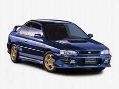 Subaru Impreza WRX Type R STi Version III (GC8D2DD) '1996–97