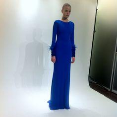 Blue. Look 25. #bgbadgley