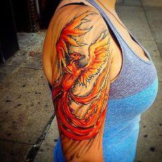 Fenix by Adriano Marques #rose #fenix #fenixtattoo #fênix #fênixtattoo #brooklyntattoo  #bensonhurst #bensonhursttattoo #nyctattoo #colortattoo #tattoos #tattooed #tattooshop #tattooinstagram #tattooedgirls #tattoogirl #inkmagazine #tattooart #tattoogirlsofinstagram @adrianomarquesnyc