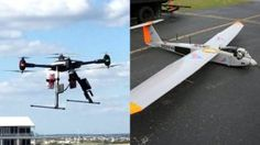 Verizon uses different types of drones for network performance