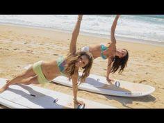 Tone it Up Bikini Series weekly schedule - Friday - St. Tropez full-body workout