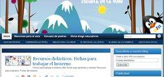 Escuela en la Nube. Blog Baúl Desastre