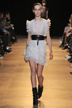 Isabel Marant. See all our favorite looks from Paris fashion week.