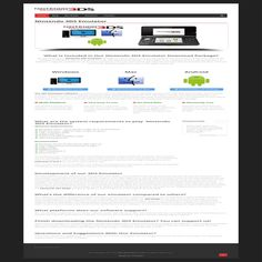 By downloading the Nintendo 3DS emulator package you are entitled to choose any platform that you want to install their software. It's available for Windows, Mac and Android. http://3ds-emulatorz.com