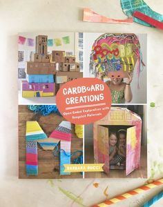 my latest book cardboard creations is here