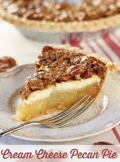 Best Southern Pie Fall Desserts, Just Desserts, Delicious Desserts, Pecan Desserts, Strawberry Desserts, Party Desserts, Healthy Desserts, Healthy Recipes, Pie Recipes