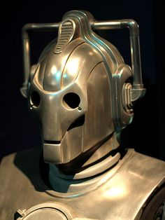 Cyberman from Doctor Who