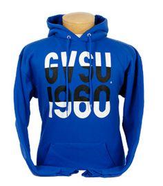 Do you have a favorite #GVSU sweatshirt?