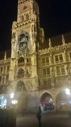 Glockenspiele, Múnich Alemania