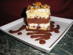 Hungarian Cake, Hungarian Recipes, Hungarian Food, Tiramisu, Waffles, Cheesecake, Pudding, Cookies, Breakfast