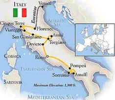Review & Overview of Tauck Tour: Classic Italy