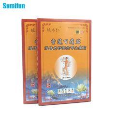 16Pcs/2Boxes Medical Pain Relief Plaster Patch For Back Shoulder Neck Waist Body Health Care Arthritis Massage Product C561