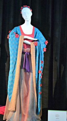 10 Couture Takes on Disney Princess Dresses | Mental Floss- Mulan by Missoni