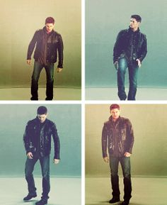 [gifset] Jensen - photo shoot - Click through for some really cute photo shoot gifs!