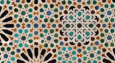 Al-Andalus: The Art of Islamic Spain The Metropolitan Museum of Art, azulejos Geometric Patterns, Geometric Art, Textures Patterns, Tile Patterns, Islamic Art Pattern, Arabic Pattern, Pattern Art, Persian Pattern, Arabesque