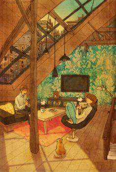 Приятные мелочи из повседневной жизни влюбленных / Картинки / SpyNet - Спайнет