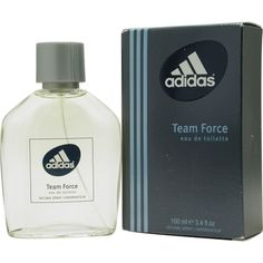 Launched by the design house of Adidas in 2000, ADIDAS TEAM FORCE by Adidas for Men posesses a blend of: The refreshing blend of tart citrus, juniper berry and woods. It is recommended for daytime wear.