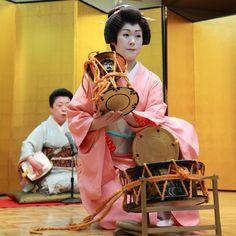 木更津芸者  kisarazu geisha.Chiba Prefecture