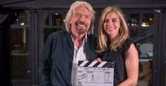 Holly Branson, Richard Branson, Looking Back, Insight, Interview, Dads, Author, Shit Happens, Twitter