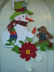 "Képtalálat a következőre: ""fensterbilder winter"" Christmas Makes, Felt Christmas, Christmas Humor, Christmas Time, Foam Crafts, Diy And Crafts, Crafts For Kids, Arts And Crafts, Paper Crafts"