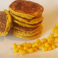 Quick and easy to make, these tasty sweetcorn fritters are a great way to serve sweetcorn to your little one if they are still working on perfecting that pincer grip! Recipe Ingredients 1 tin of sweetcorn 1 egg 1 tbsp plain flour tsp curry pow Hot Cocoa Recipe, Cocoa Recipes, Hot Dog Recipes, Coffee Recipes, Baby Food Recipes, Sweetcorn Bake, Chicken And Sweetcorn Soup, Sweet Corn Soup, World Recipes