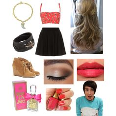 """""""Date with Dan #2"""" by lizzycox45 on Polyvore"""
