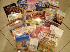 Book list for Ancient History