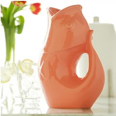 GurglePot in Coral. For some reason I love these vases.