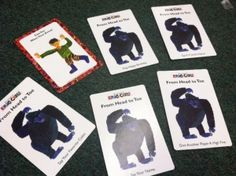 From Head to Toe Game - Re-pinned by @PediaStaff – Please Visit http://ht.ly/63sNt for all our pediatric therapy pins