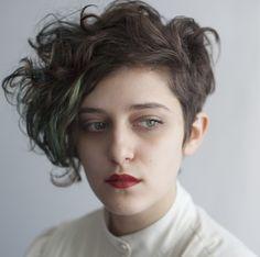 Renee Lilley - Brooklyn by Josh Wool -- #hair #style