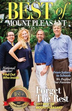 Check out Dr. Steele on the cover of Mount Pleasant Magazine! Read this month's issue for a great article about AAC. Pet Trust, Mount Pleasant, Your Pet, Magazine, Reading, Cover, Check, Word Reading, The Reader