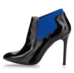 13 Fabulous high heeled chelsea boots Photo Inspirations