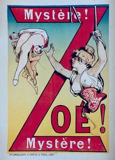Morbid Anatomy: circus