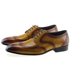 !Wingtip Brogue Shoes