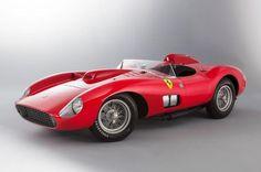 Der teuerste Oldtimer der Welt: Ferrari 335 S Scaglietti für 32 Millionen Euro