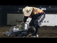 badass cowboys.. riding through injuries. Ben Jones successfully rides with a torn ACL and MCL :)