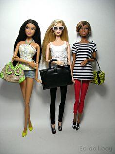 New fashion pieces by Ed doll boy, via Flickr