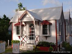 Barbados chattel house-vnoel 11 | Flickr - Photo Sharing!