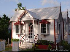 Barbadian Chattel house