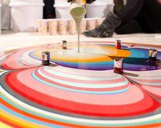 Le kaleidoscope d'Holton Rower pour Dior - DANS LE MONDE - DOC NEWS