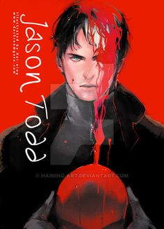 Jason Todd by Haining-art on DeviantArt