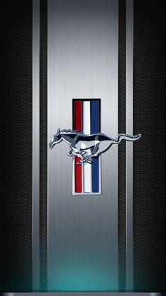 2018 Mustang Gt, Ford Mustang Logo, Fox Mustang, Mustang 1964, Mustang Cars, Mustang Wallpaper, Iphone Wallpaper, Luxury Car Logos, Photo Wall Decor