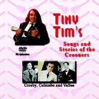 Tiny Tim's Song and Stories of the Crooners is his last recorded interview. Interview, Science, Songs, Videos, Science Comics, Song Books, Music