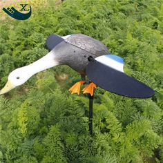 69.66$  Buy now - http://ali3i3.worldwells.pw/go.php?t=32789259921 - Factory Direct Sells Motion Electrical Decoy For Hunting Duck Decoy High Rate Of Quality Hunting Duck 69.66$