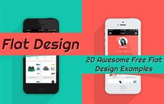 #Flat Design: 20 Awesome Free Flat Design Examples http://www.webdesign.org/flat-design-20-awesome-free-flat-design-examples.22308.html #FlatDesign